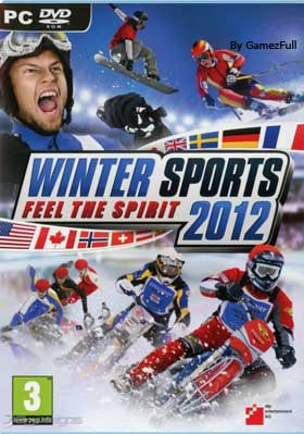 Winter Sports 2012 Feel the Spirit PC Full