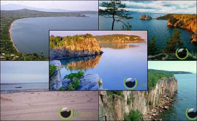 10 Danau yang paling Luas di Muka Bumi