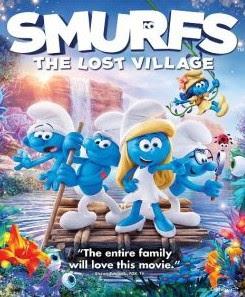 Download Film Smurfs The Lost Village (2017) BluRay 720p Subtitle Indonesia