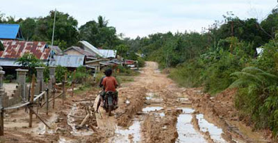 Perlahan Tapi Pasti Kini Beberapa Daerah Perbatasan RI-Malaysia Dapat Listrik 24 Jam dari PLN - Commando