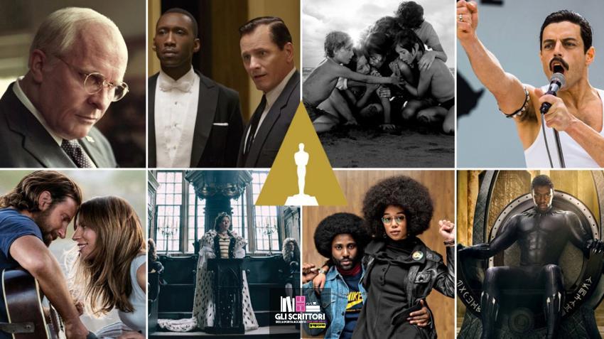 Oscar 2019: tutti i vincitori