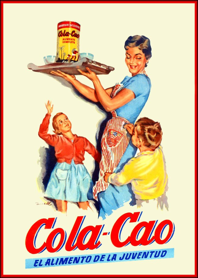 Dieta del Cola Cao