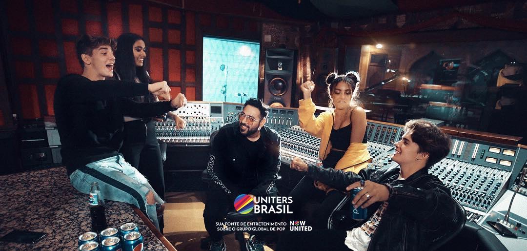 Now United lançará nova música e videoclipe na Índia