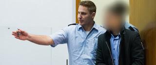 Убийца немецкого подростка особождён в зале суда