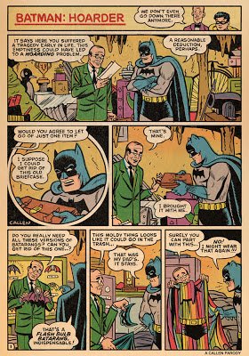 Funny Batman Parody - Super Antics