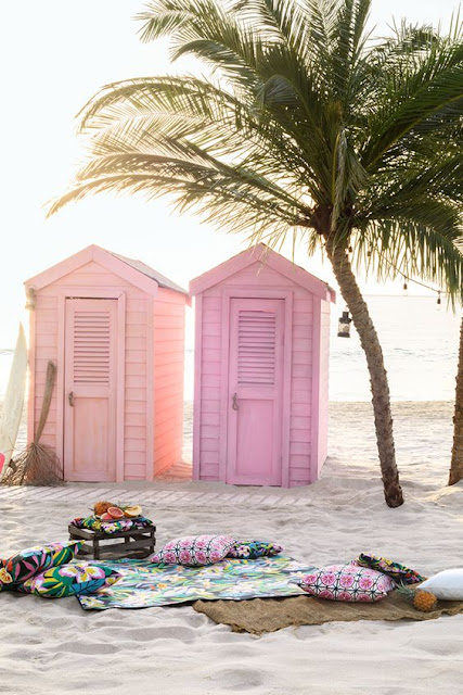 Summer Style: Beach Bliss Living