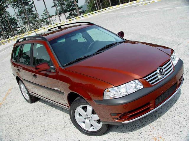 Volkswagen Parati Crossover 2004