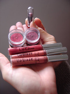 Monave Mineral Makeup lip products assortment.jpeg