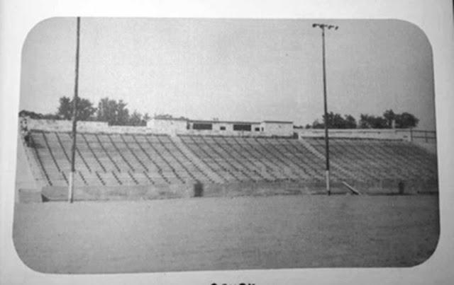 Kerrville Texas Antler Stadium 1941