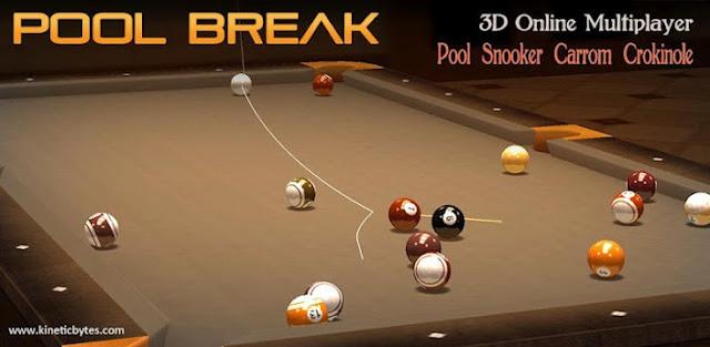 Pool Break Pro - 3D Billiards v2.6.0 Apk Miki