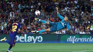 Madrid Gagal Ringankan Hukuman Ronaldo