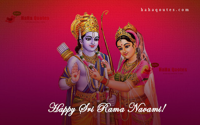 Sri Ram Navami greetings cards