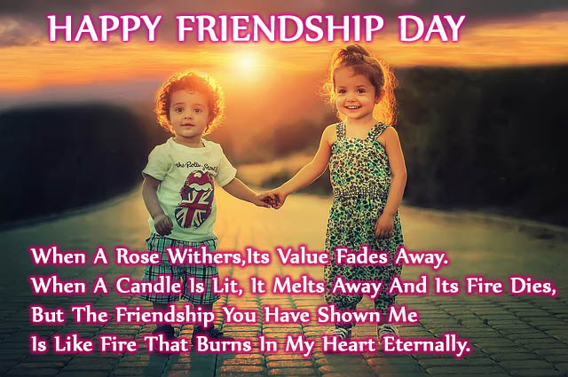 FRIENDSHIP DAY SMS IN HINDI
