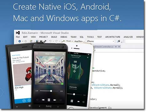 Xamarin Visual Studio Enterprise 4.0.1.145 Download Full Version