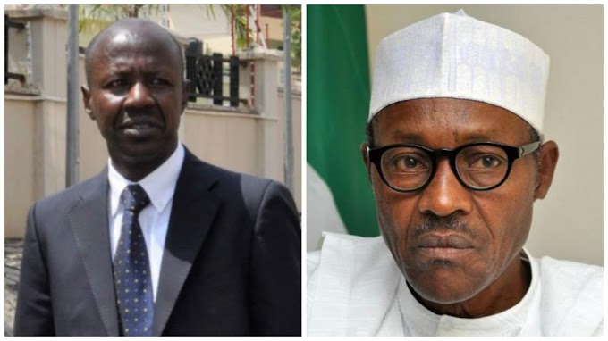 Buhari insists on Magu as EFCC chairman