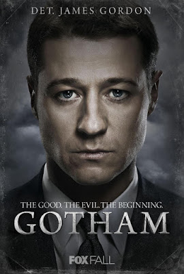 Gotham (TV Series) S03 DVD R1 NTSC Latino
