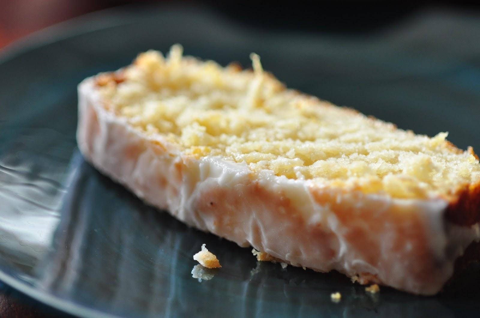 Loaf Cake Recipes Lemon: Moist And Tart Lemon Loaf: A Starbucks Lemon Pound Cake