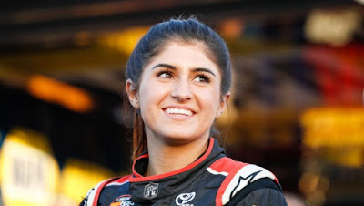 Hailie Deegan, Maded History With #NASCAR K&N Pro Series West Win at Meridian.