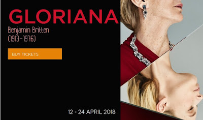 Gloriana - Teatro Real - Madrid