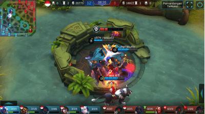 Memenangkan Mobile Legends di Ranked Mode Kurang Dari 10 Menit