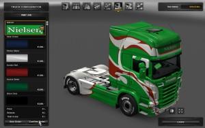 Scania RJL Nielsen Skin