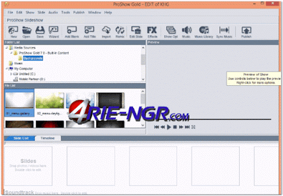 Photodex ProShow Gold 8.0.3645 Full Version