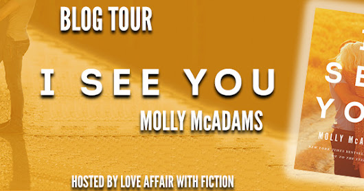Blog Tour I See You by Molly McAdams