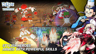 Heroes Of Tomorrow Mod APK