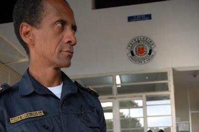 Prefeito troca comando da Guarda Municipal de Americana (GAMA)