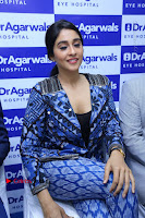 Actress Regina Candra at Dr Agarwal Eye Hospital Inaugaration .COM 0162.JPG