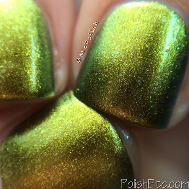 Cirque Colors - The Meta Collection - McPolish - Some Great Reward