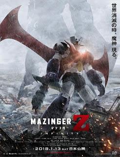 Mazinger Z Infinity  2017