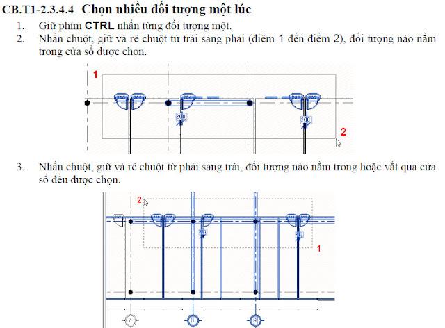 Cách chọn đối tượngk trong Revit 2014 đến 2016 Chon-dtuong-9
