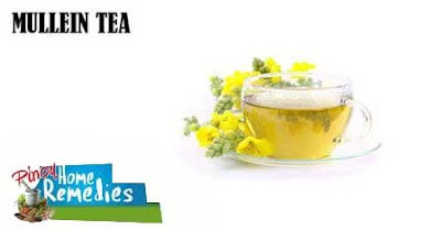 Home Remedies For Common Cold: Mullein Tea