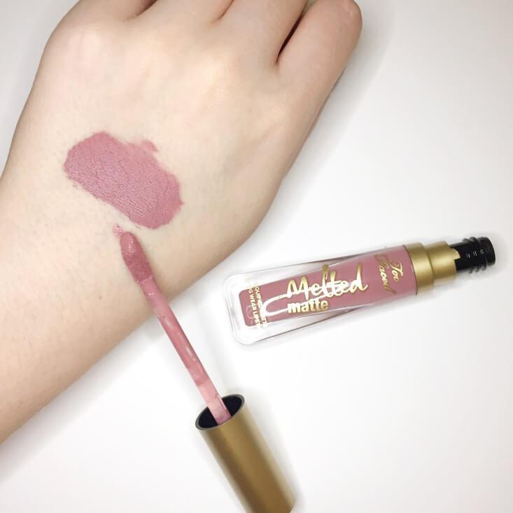 Too Faced Melted Matte Lipstick Queen B