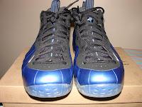 Royal Blue Shoe Polish