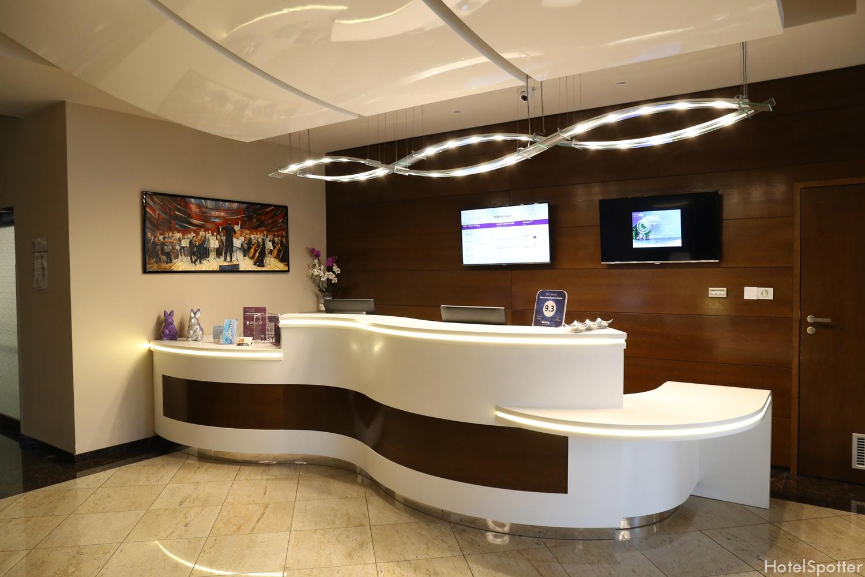 Recenzja Hotelu  4  Mercure Bydgoszcz Sepia