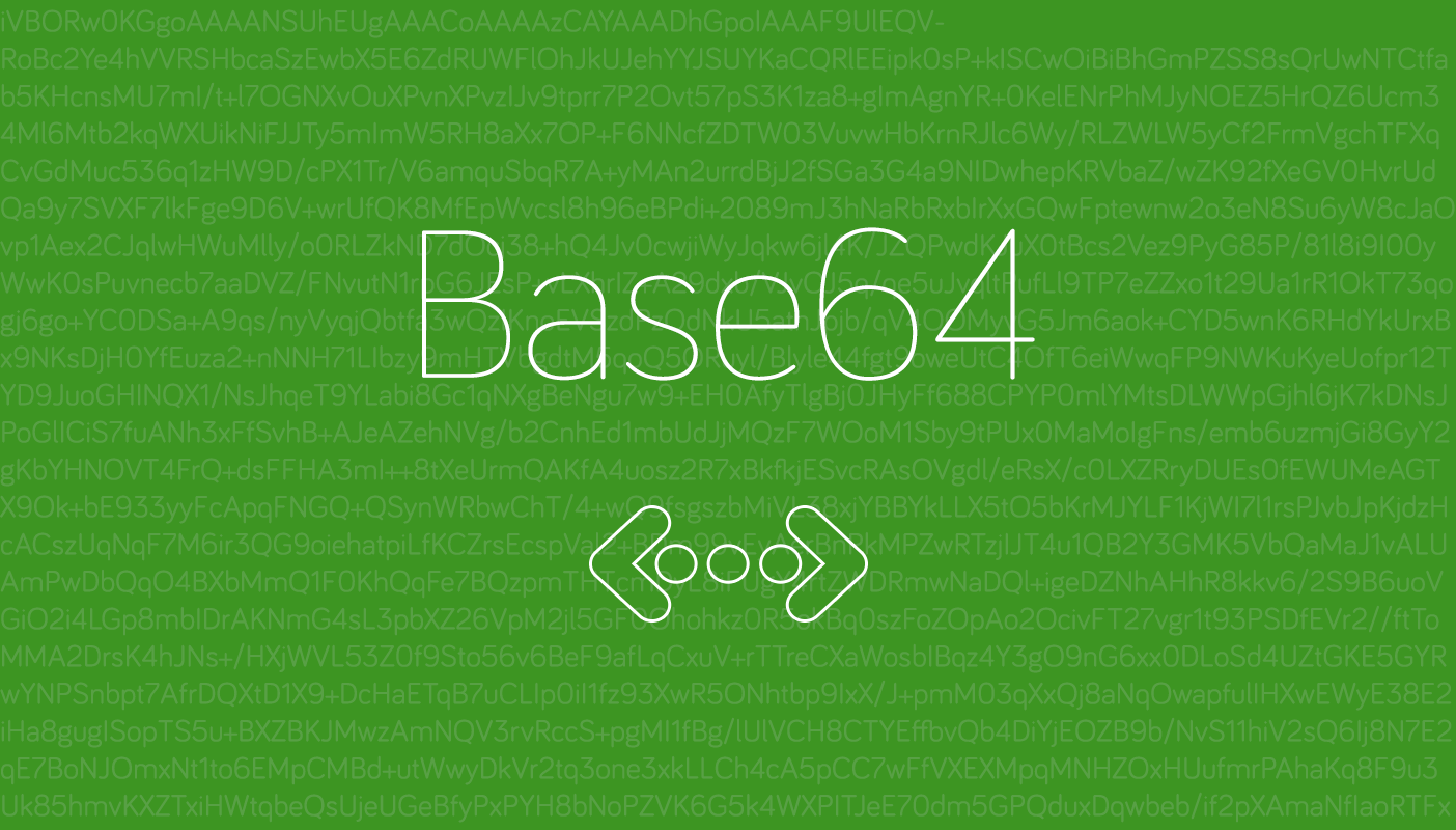 iPhone Development: Convert image into base64 string