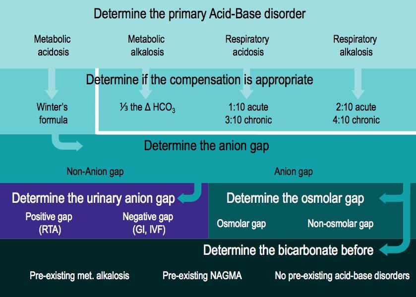 Today's lecture: Rapid Acid-Base Interpretation – Precious