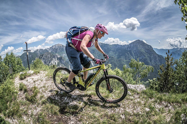 Wie lange kann ich in der Schwangerschaft Mountainbike fahren? MTB