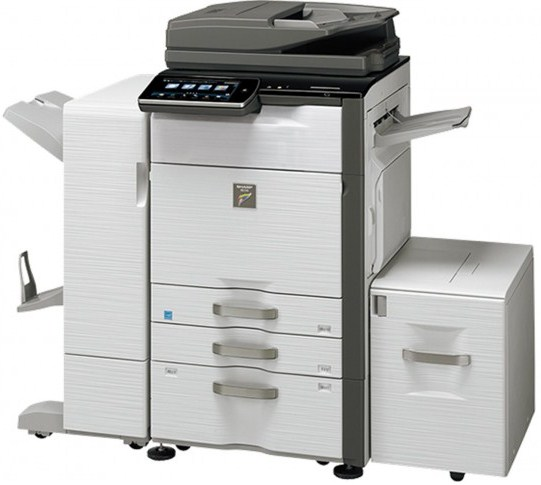 Drivers Sharp MX-M623 Printer TWAIN