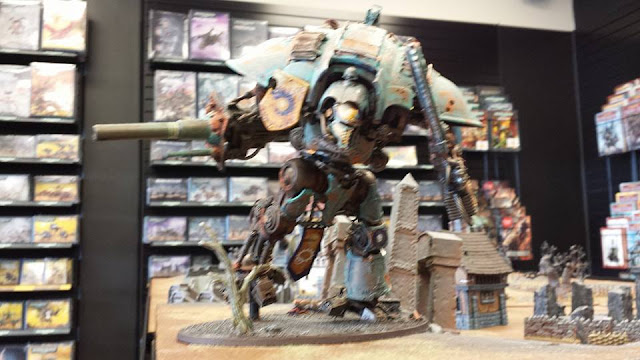 Warhammer 40,000 Imperial Knight Paladin Superheavy Walker