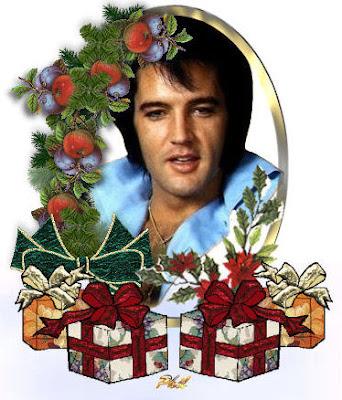 Elvis Presley Navidad