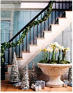 cómo adornar la casa en navidad, decoraciones de navidad