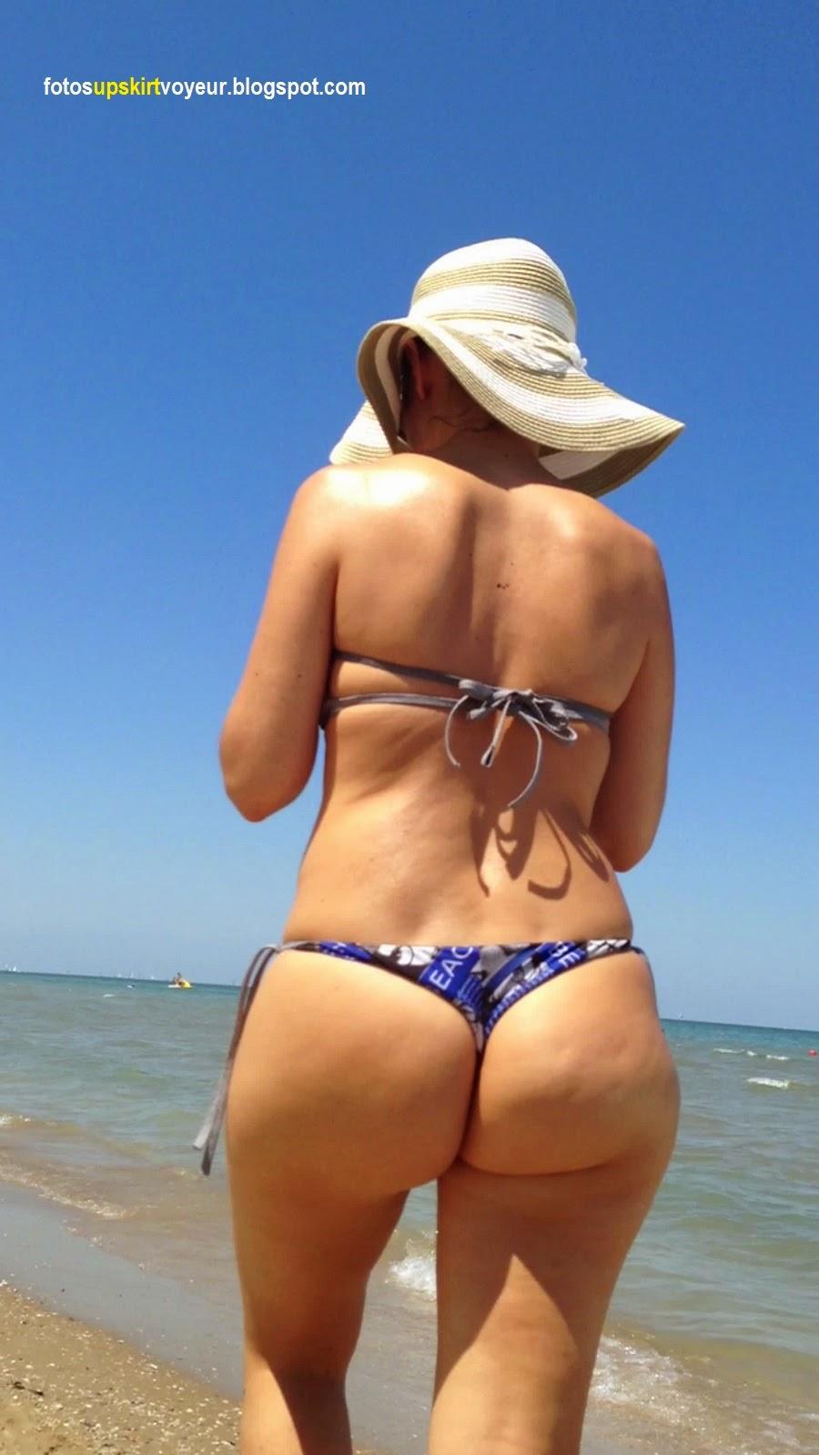 Maduras Bikini Transparente - Porno TeatroPornocom