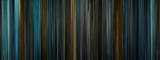 O filmowych kodach kreskowych