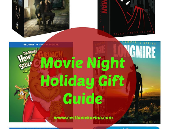 Movie Night Holiday Gift Guide