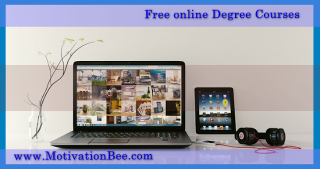 TOP ORGANISATIONS OFFERING FREE ONLINE DEGREE COURSES
