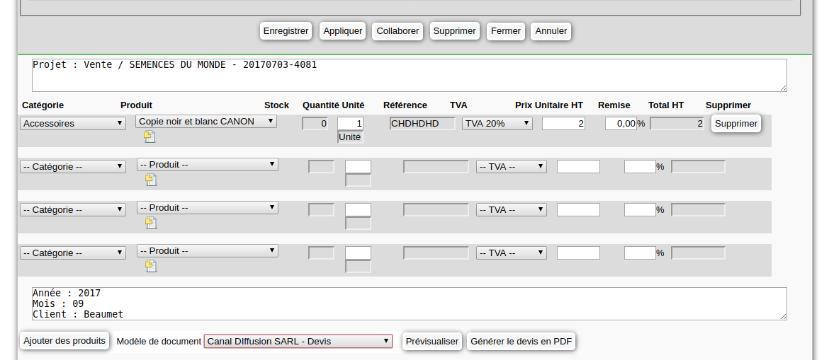 comment utiliser simple crm