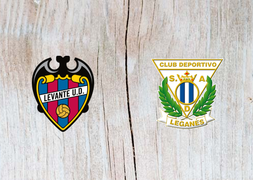 Levante vs Leganes - Highlights 27 October 2018